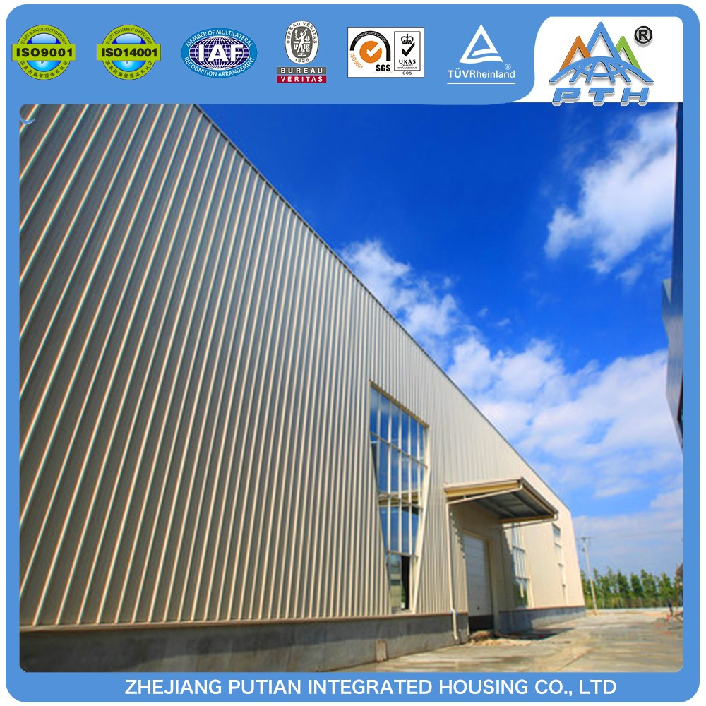 Factory price wholesale prefabricated steel structure two for Two story steel building prices