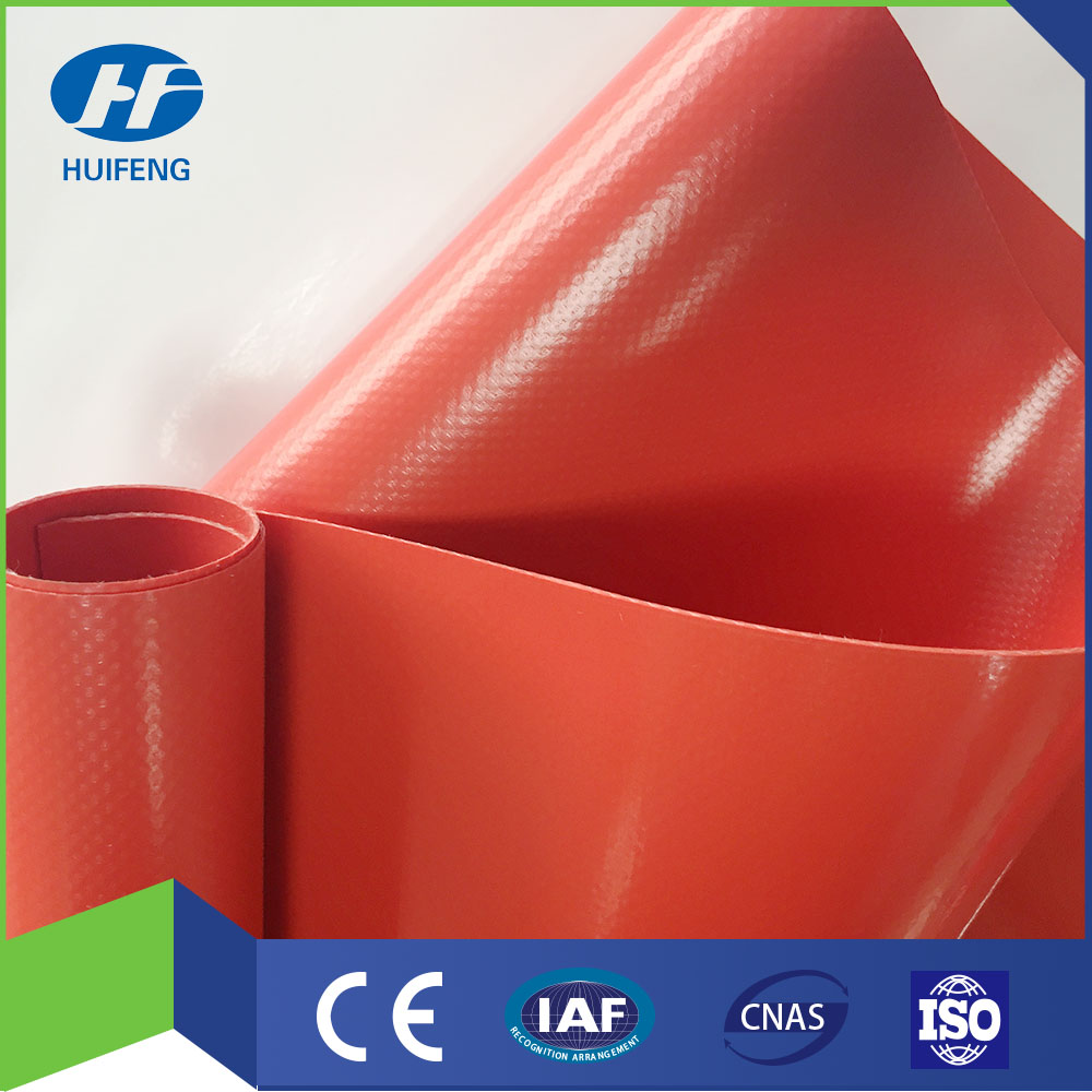 Bright color PVC Coated Tarpaulin for Tent