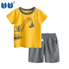 Popular soft funny hot 2019 baby boy clothes kids clothing wholesale <strong>children</strong> <strong>sets</strong>