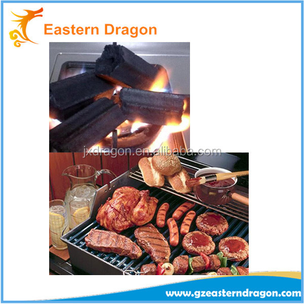 Smokeless bamboo wood bbq charcoal for bbq grill
