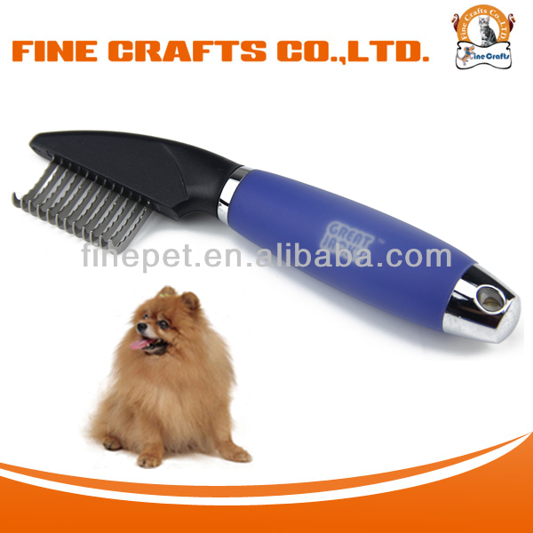 Pet's Daily Care and Cleaning Pet Hair Removal Comb