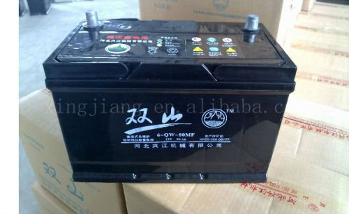 Sealed maintenance free battery 12V 80Ah