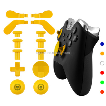 Hottest Selling Metal Elite Button Set For Xbox One elite controller