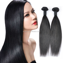 8A Indian Straight Raw Indian Virgin Hair Weave With Closure Human Hair Bundles With Lace Closures