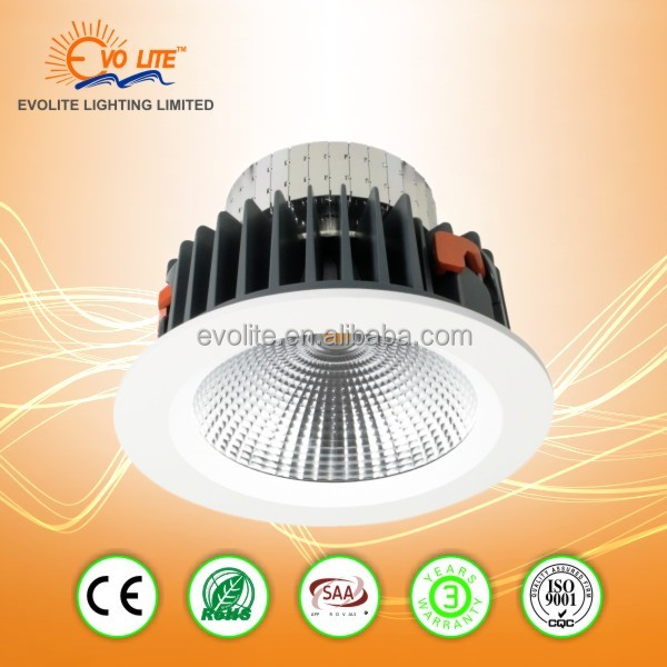 6 Inch COB LED Downlight 60W 50W 40W 30W With Meanwell Driver Available
