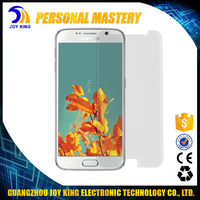 GuangZhou Manufacture Screen Guard For Samsung Galaxy S6 Tempered Glass Film Screen Protector
