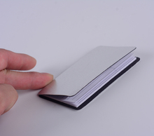 Promotion mini magnetic paper telephone note book address book gift for men women Christmas cracker contents