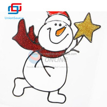 Wholesale Snowman Christmas Window Sticker