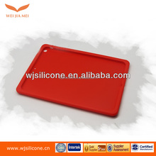 For iPad mini Soft Silicon Covers with Back Case Cover