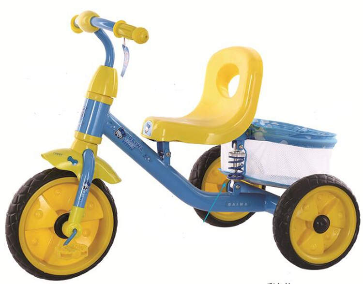 Popular sale environmental material children best tricycle for toddlers