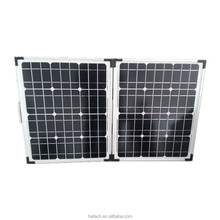 Best output good price 12v solar panel folding 80w for Australia market