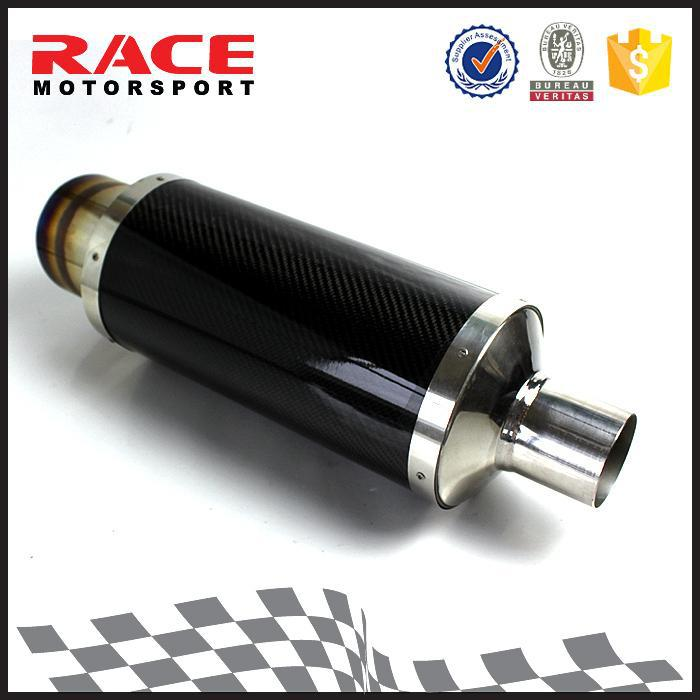 Fully Stocked Best Sport Single Chamber Universal Muffler