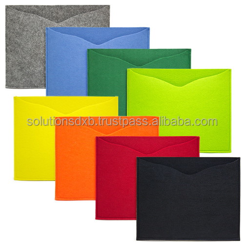 eco felt tablet cover