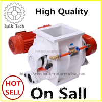 High temperature rotary air lock metering feeder,rotary air lock in flour factory