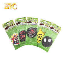 Hanging Car Air Freshener fragrance mixed Hanging Paper Car Air Freshener for Car, Home & Boat
