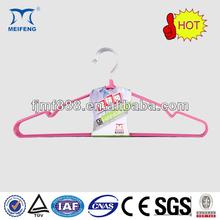 Non Slip Clothes Metal Child Size Wire Hangers
