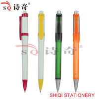promotional gift cheap item plastic ball pen