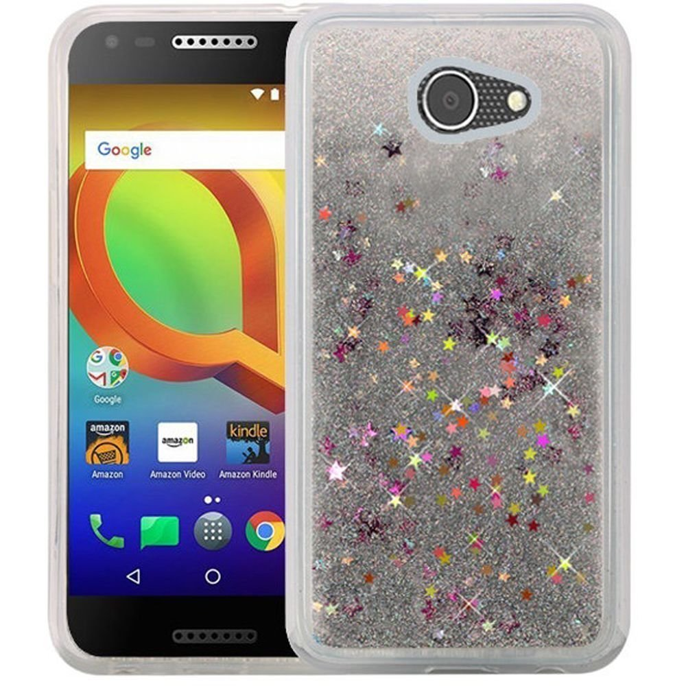 Wholesale bling case girls' phone accessories for Alcatel A30 cover