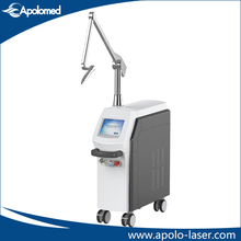 Hot selling EO Q Switch Nd:YAG laser machine by Apolomed HS-290 Erbium laser Stretch mark