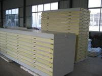 Polyurethane Sandwich Panel For Cold Storage Room With High Quality