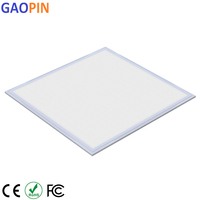 Long performance life led flat panel lighting led 600x600 ceiling panel light 36w led panel