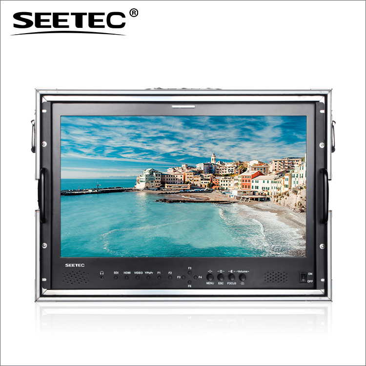 High quality IPS full HD 1920X1080 resolution 22 inch flat panel monitor for film post production