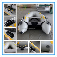 PVC inflatable rescue boat for sale/good quality pro marine inflatable boat,inflatable boat wheels