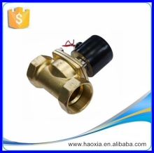 220V AC Normally Open Solenoid Valve For Water Air Gas Oil