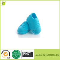 Mini Shoes Design Silicone Washboard