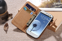 New coming pu leather case cover for samsung galaxy s3 ,flip case for samsung