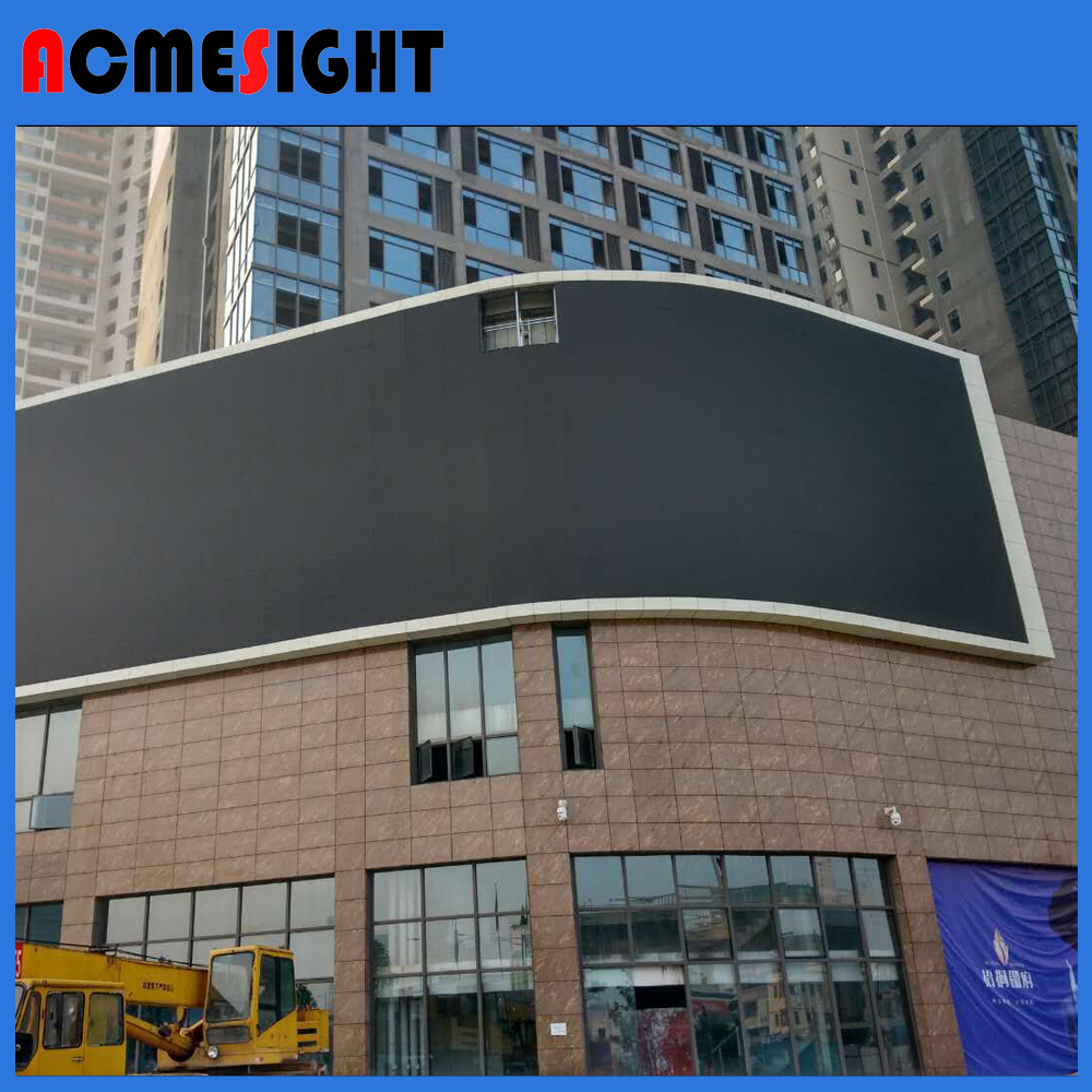 P10 Led Display Video Panel Screen/Light Panel Led/Transparent Mesh p10 Led Display