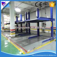 2 post 2 cars parking lift system two post residential pit garage home garage storage 2 post car parking lift