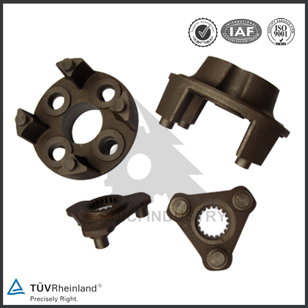 China wholesale agricultural investment casting steel tractor parts
