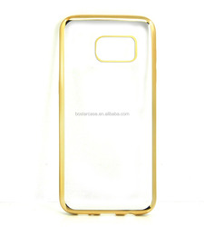 Rubber Plating TPU Case For Galaxy S7 Case Samsung, For Samsung Galaxy S7 Case Mobile Phone, For S7 Case Samsung Galaxy