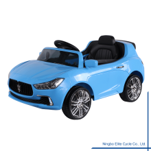 Best Selling Maserati Ride On Toy Car Licensed MP3 RC Remote Control