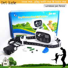 Private Label Pet Containment Guard Wireless Invisible Dog Fence KD-661