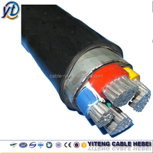 240mm xlpe 4 core armoured cable 4 core 25mm
