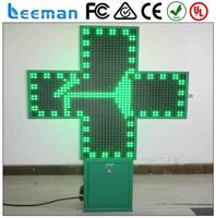 outdoor led dot matrix display sun sign led opto electronics co limited for pharmacy