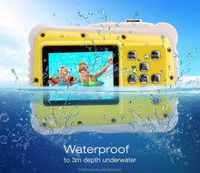 IP68 underwater camera Outdoor Sports Diving 3m Underwater camera for adult underwater sport action camera