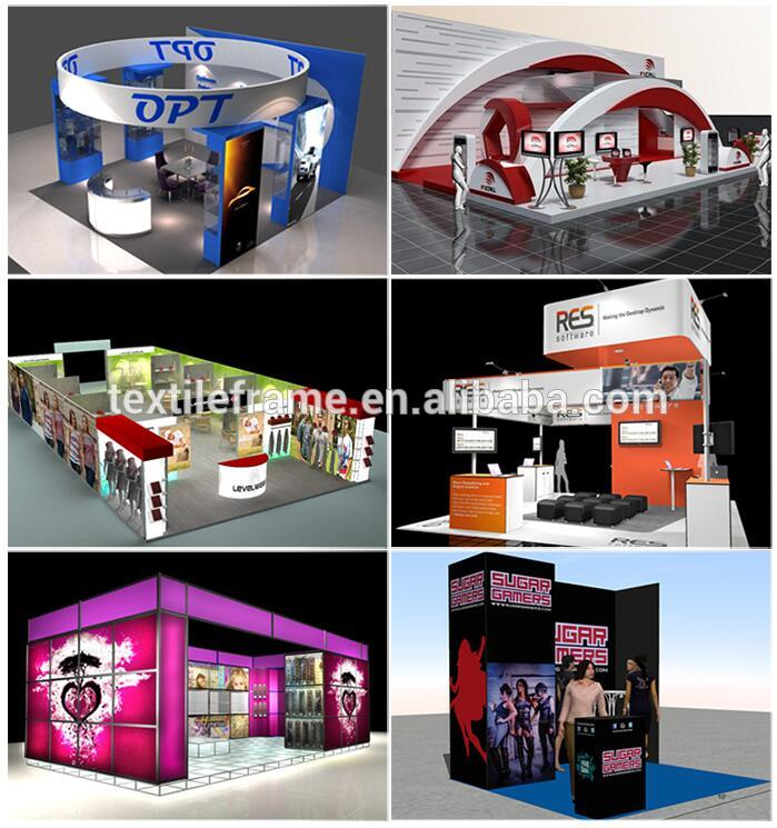 New Advertising exhibition stall design