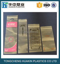 polythene clear printed ziplock bags storage press seal resealable bags