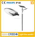 2015 new product CREE LED 50W solar led street light 5 years warranty