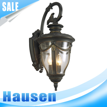 Household 220 volts up down light wall outdoor light