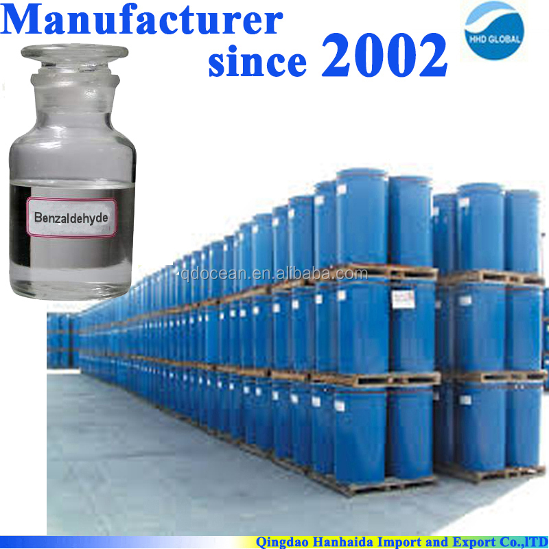 Best factory price of natural 99% Benzaldehyde on hot selling !!!