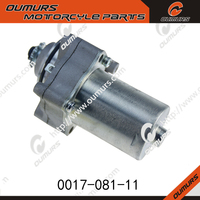 for 100CC HONDA C100 fast delivery motorcycle starter motor