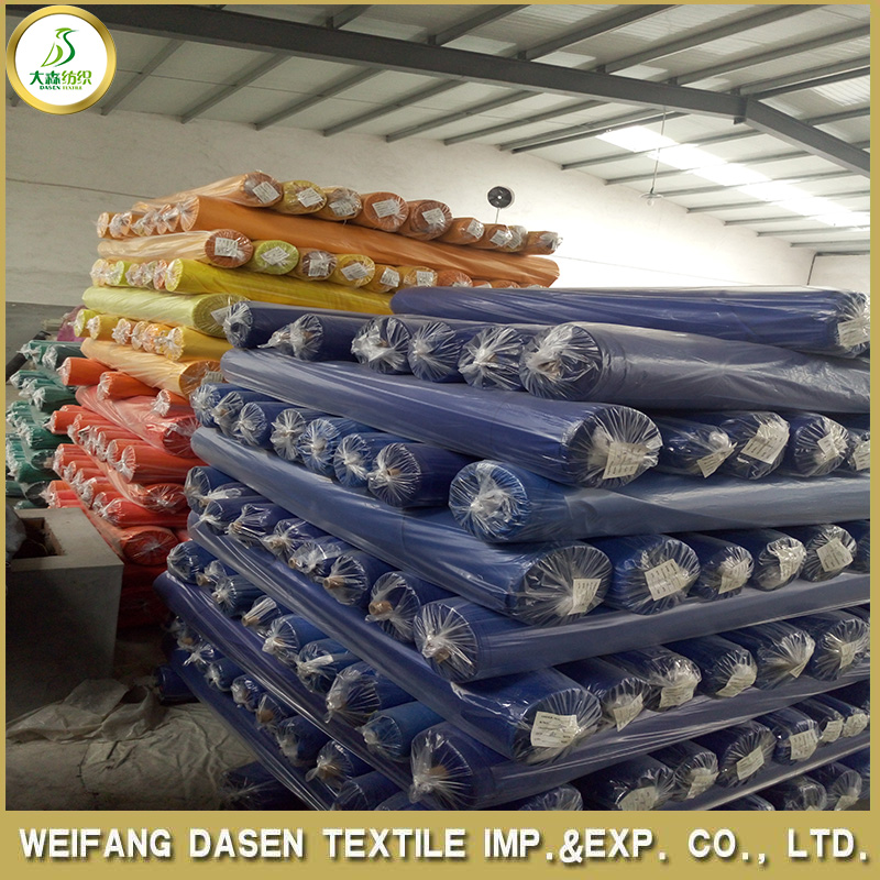 China factory dyed printed fabric stock fabrics textiles