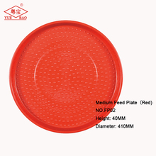 Use drinker small baby round trays chicken bell system trough poultry auger plastic feeder used poultry feeder