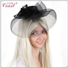 Black novelty wholesale mini hard top hat for girls