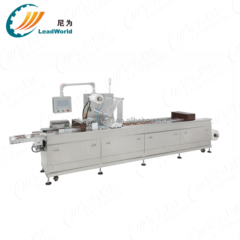 vacuum packing machine plastic bag food automatic food vacuum packing machine for dates food, seeds, nuts etc