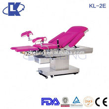 popular gynecology obstetric chair hospital bed examination table surgical instrument